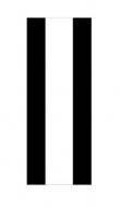 Dyfuzor zawężający 33x175cm do softboxu 175x72cm