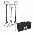 LED Lighting CN-5400X PRO 3KIT+T / 3200-5600K/7500